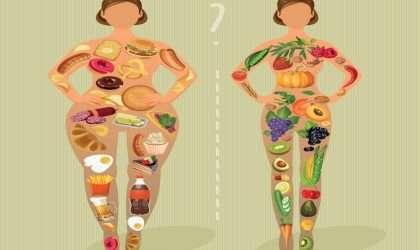 Reduce medidas con esta dieta saludable, verás resultados en tan sólo un mes!