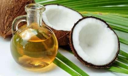 El aceite de coco, un excelente aliado de nuestro cuerpo