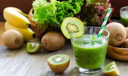 Batido de vitamina c para desintoxicar tu organismo