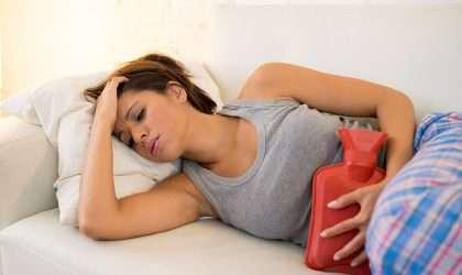 Alivia los molestos cólicos menstruales con estos 5 tips