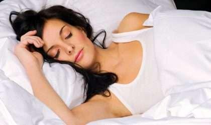¿Quieres dormir mejor? Mira la siguiente nota!