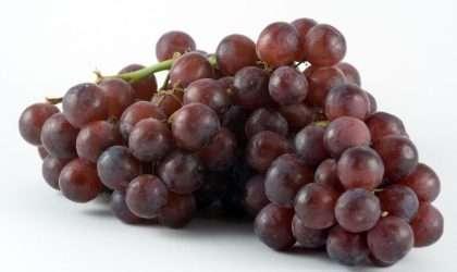 Disfruta de las propiedades de la uva con esta mascarilla para tu rostro. Video