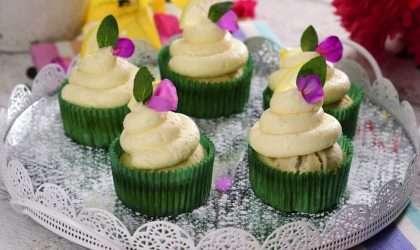 Ponle un toque agridulce a tu dieta con estos muffins de limón