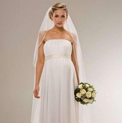Vestidos de boda para embarazadas - Adelgazar en casa