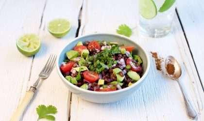 Aprovecha los beneficios de la quinoa en esta rica ensalada