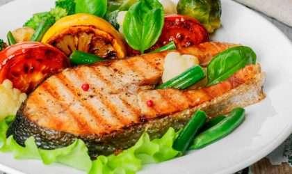 Dieta a base de pescado