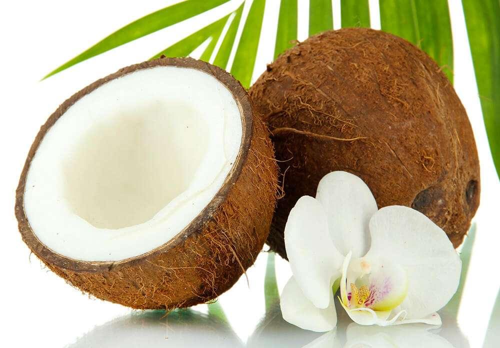 beneficios de comer coco para adelgazar