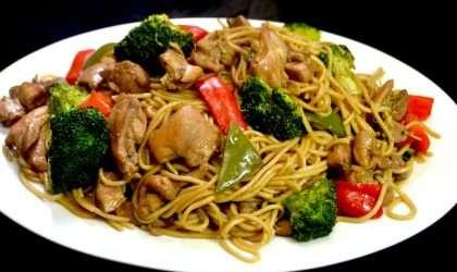La gastronomía china para perder peso