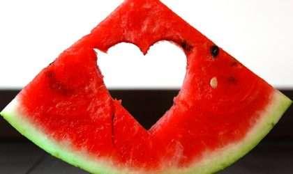 La fruta que ayuda a tu corazón: La sandía