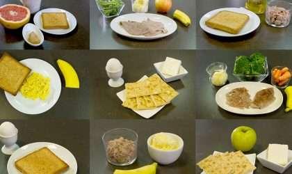 Reduce medidas con la dieta militar