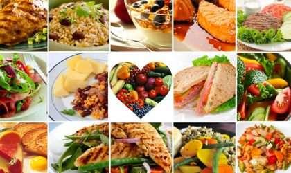 El arte de comer sano