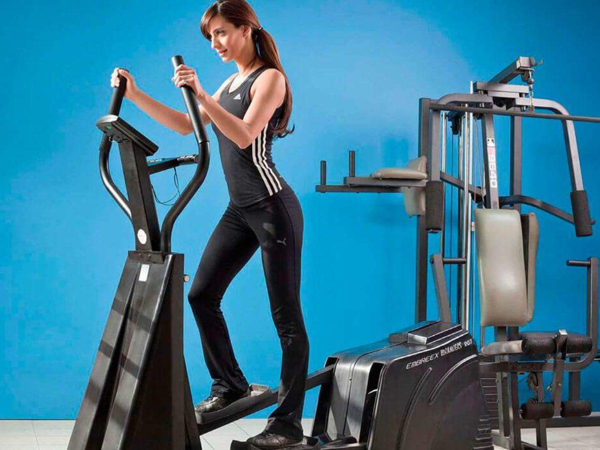 Sirve la bicicleta eliptica para adelgazar