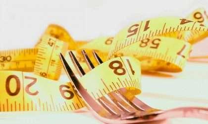 Prepárate a bajar de peso con la dieta del tenedor!