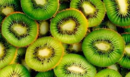 La fruta para combatir el estreñimiento el kiwi