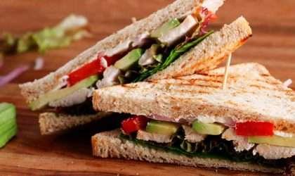 Los mejores Sandwiches para cada dia de la semana