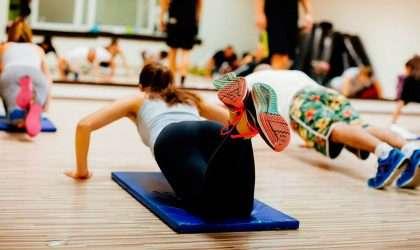 5 Ejercicios mas practicados por las mujeres para bajar de peso