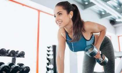 ¿Porqué debes realizar ejercicio con música?