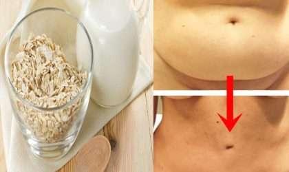 Toma esta bebida al desayuno  y despídete de los cauchitos en el abdomen