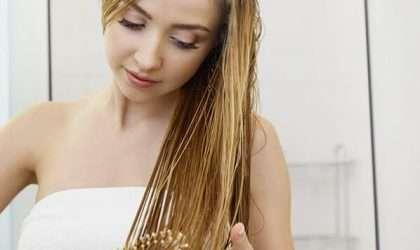 Detén la caída del cabello con estos 3 enjuagues naturales
