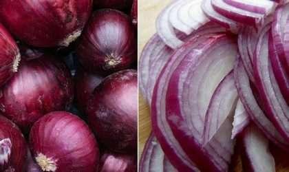 Estas son las razones por las que debes incluir cebolla morada en tu dieta