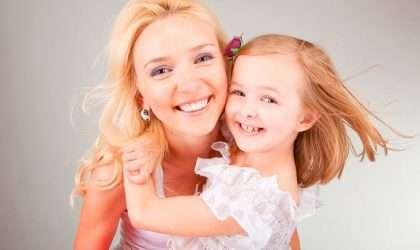 Cómo ser una madre feliz según el método mágico