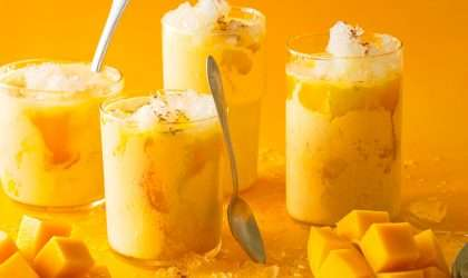 Smoothie místico de mango