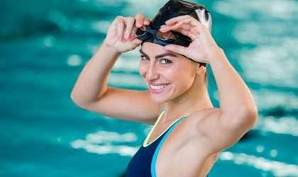 Preparate para tu clase de natación y baja kilos!