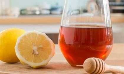 Dieta depurativa: Jugo de limón y  jarabe de arce