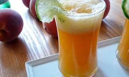 ¡Una bebida refrescante llena de sabores!