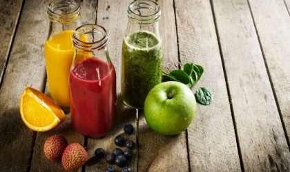 Depura tu organismo y pierde peso con estos jugos