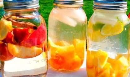 Bebida para acelerar el metabolismo