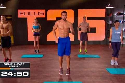Entrenamiento Shaun T para que bajes esos kilos que te sobran. Video