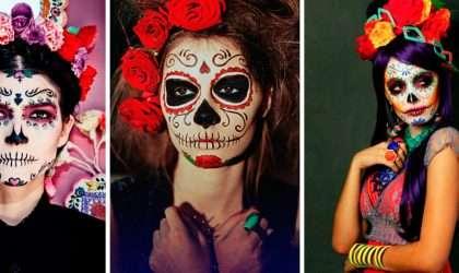 Las mejores ideas de maquillaje para este halloween