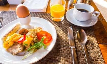 6 Recetas de desayunos energéticos