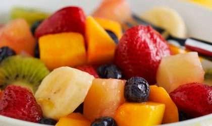Ensalada de Fruta al Anís
