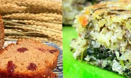 2 Recetas para hacer con quinoa