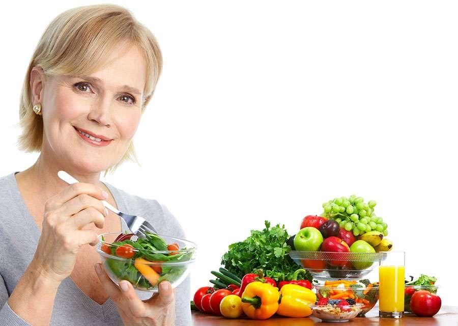 Dieta saludable para mujer de 50 anos