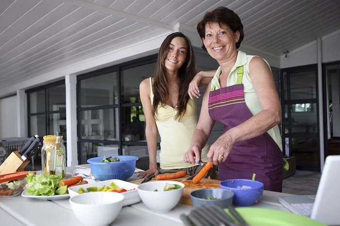 dieta adecuada para mujer de 50 anos