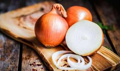 3 Recetas para adelgazar fácil y rápido con la cebolla