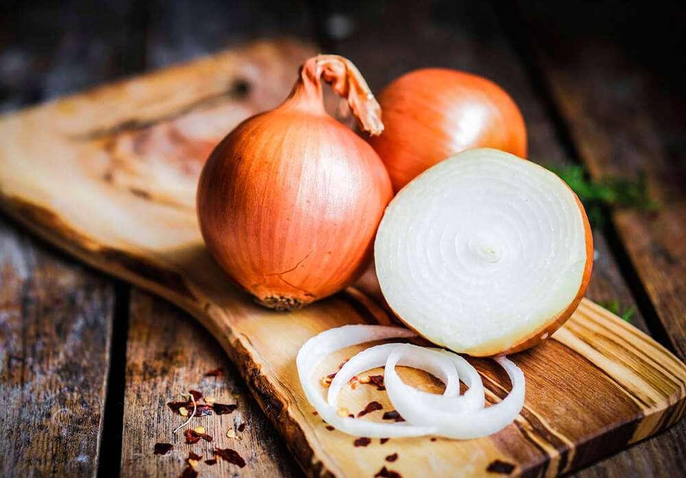 Caldo de cebolla para bajar de peso