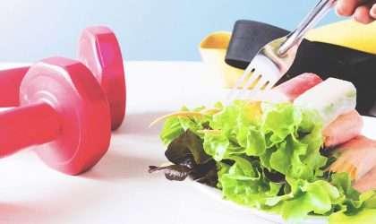 Plan alimenticio para perder peso saludablemente