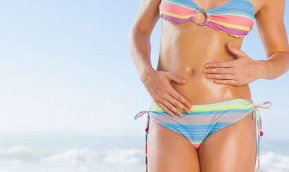 Consejos para lucir un abdomen hermoso