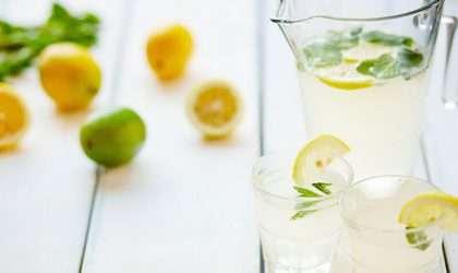 Consume agua de limón en ayunas y nota resultados al instante