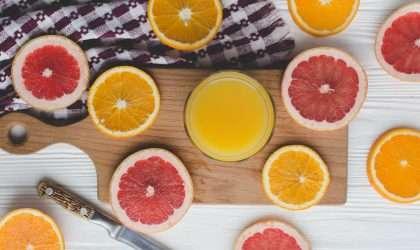 Propiedades de los alimentos anaranjados