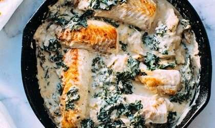 Receta para almorzar: Pollo con brócoli