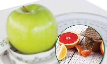 Dieta natural para reducir medidas en poco tiempo