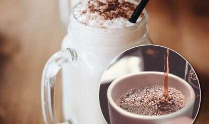 Sustituye tu café por este batido energetíco natural