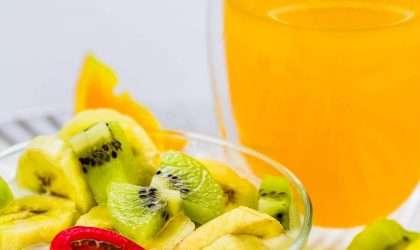 4 formas de tomar zumo de naranja por la mañana