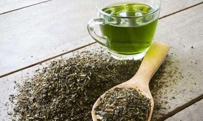El té verde para bajar de peso