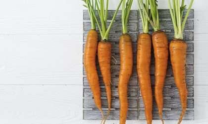 ¿ Cuál es el aporte de las zanahorias a nuestro cuerpo?